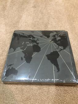 Creative Memories 12x12 Black Travel Log World Album Coverse