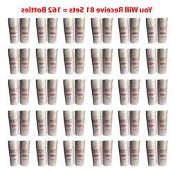 162 Bottles Clear Scalp Hair Shampoo Conditioner 1.75oz Trav
