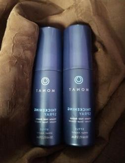 2 MONAT Travel Size Thickening Spray