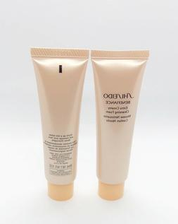 2 x Shiseido Benefiance Extra Creamy Cleansing Foam 30 ml /