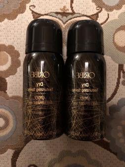 2X Oribe Dry Texturizing Spray Travel Size:1oz/37ml Each