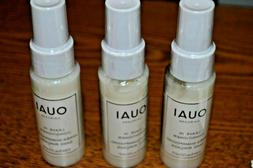 OUAI Haircare Leave In Conditioner  - Travel Size .84 oz /