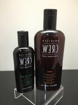American Crew 3 in 1  Shampoo / Conditioner / Body Wash 8.4o