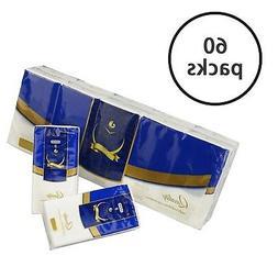 HOMMP 3-ply Pocket Packs Facial Tissues