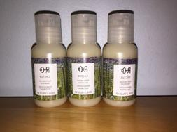 3 R+Co Cactus Texturizing Shampoos - Travel Size 1 oz. Each