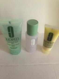 Clinique 3-Step Skin Care System Set Clarifying Lotion 2 , D