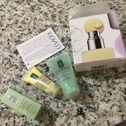 CLINIQUE 3-Step Travel Sz Soap Moisture Surge Dramatically D