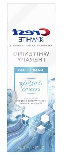 Crest 3D White Whitening Therapy Enamel Care Fluoride Toothp