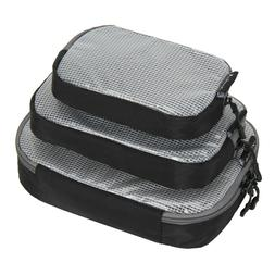 3pcs Small Size Multifunction Travel Organizer Case Packing