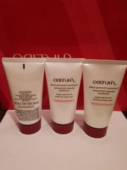 3X Shiseido clarifying cleansing foam for all skin types 50m