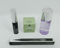 4 Piece Clinique Travel Size Set Makeup Remover All About Ey