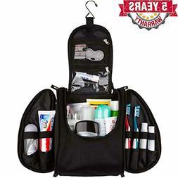 42 Travel Hanging Toiletry Bag Large Kit Organizer for Men W