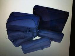 Aomidi 6 Set Packing Cubes - 3 Various Sizes Luggage / Organ