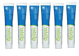 6 X Amway Glister Multi-Action Fluoride Toothpaste Travel Si