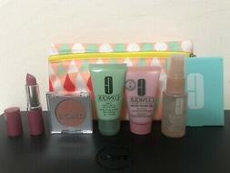 7 pcs travel size makeup deluxe sample