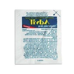 Advil Tablets, Travel Size, 200mg, 2ctX12ct 024291261971A566