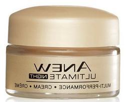 Avon Anew Ultimate Night Multi-Performance Face Cream .50 oz