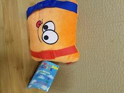 """BUCKLE TOY """"Bizzy"""" - Toddler Early Learning Basic Life Skill"""