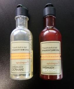 Bath & Body Works Orange Ginger Body & Shine Shampoo & Condi