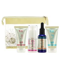 Certified Organic Skin Care Set – Anti-Aging Moisturizer F