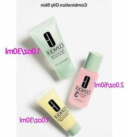 Clinique 3 Steps Travel Size Set for Skin Types 3/4