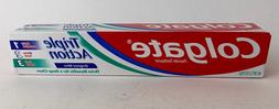 Colgate Travel Size Toothpaste, Triple Action - 2.5 Ounce