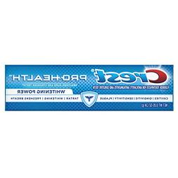 Crest Pro Health Whitening Power Fluoride Travel Size Toothp