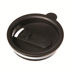 Cypress Home Black Plastic Spill-Proof Replacement Lid For T