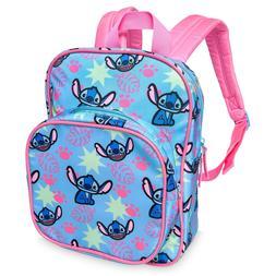 Disney MXYZ Stitch Backpack Small Toddler Travel Size MiniBa