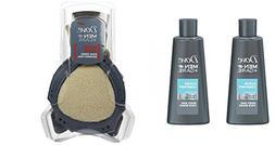 Dove Men + Care Clean Comfort Micro Moisture Mild Body and F