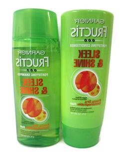 Garnier Fructis Fortifying Sleek & Shine Shampoo & Condition