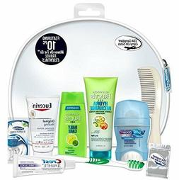 Garnier Fructis Travel Size Kit for Women 10 Piece Kit