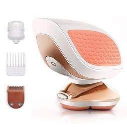 HATTEKER Legs Women Hair Remover Ladies Electric Shaver Razo