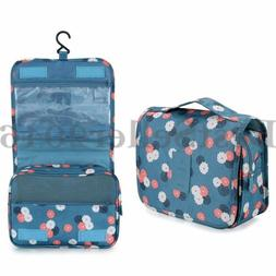 Hanging Toiletry Bag Large Capacity Travel Cosmetic Multifun