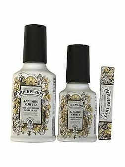 Poo-Pourri Bathroom Deodorizer, Set of 3