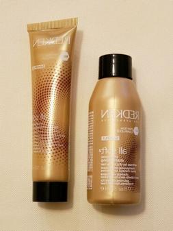 Redken All Soft Travel Size Set - 1.7 oz Shampoo and 1.0 oz