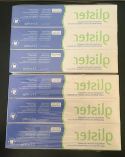 Amway glister fluoride  toothpaste Travel Size Lot Of 6