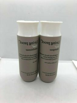 Living Proof Anti Frizz Shampoo & Conditioner Travel Size Se