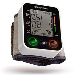 Automatic Wrist Blood Pressure Monitor by Paramed:Blood-Pres