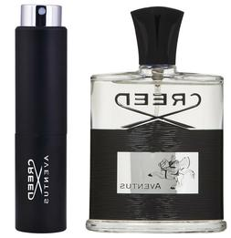 Creed AVENTUS EDP Cologne Travel Size Spray 6ml / .21oz AUTH