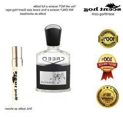 Creed Aventus Men's Eau de Parfum 5mL  0.17oz travel size sp