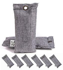Stone & Clark Set of 6 Bamboo Charcoal Deodorizing Bags | Al
