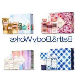 BATH AND BODY WORKS TRAVEL SIZE 3 PCS GIFT SET