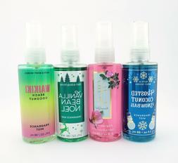 Bath Body Works Travel Size Fragrance Mist 3 fl oz Body Spra