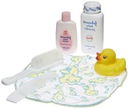 TRAVEL BATH KIT BABY BTK25 , SHAM,LOT,DCK,B/BATH,CTTN SWB