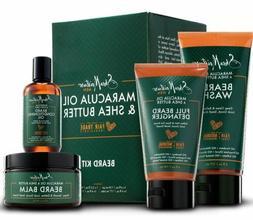 Shea Moisture Mens Full Beard Detangler, All Natural ingredi