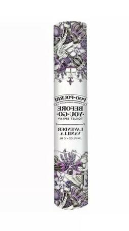 Poo-Pourri Before-You-Go Toilet Spray 10-ml Travel Size, Lav