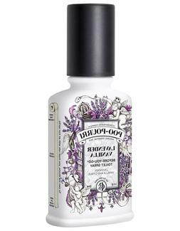 Poo-Pourri Before-You-Go Toilet Spray, Lavender, Vanilla & C
