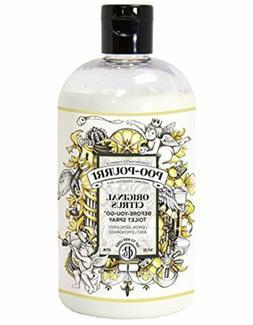 Before You Go Toilet Spray Poo Pourri Original Citrus Scent