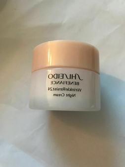 SHISEIDO Benefiance WrinkleResist24 Night Cream Travel Size